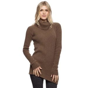 Goode Rider Cozy Cowl Neck Cashmere Sweater